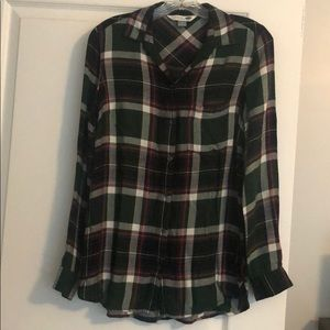 Old Navy Lightweight Flannel